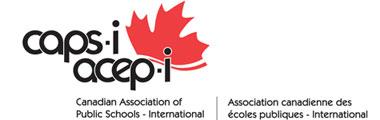 Member of Canadian Association of Public Schools – International